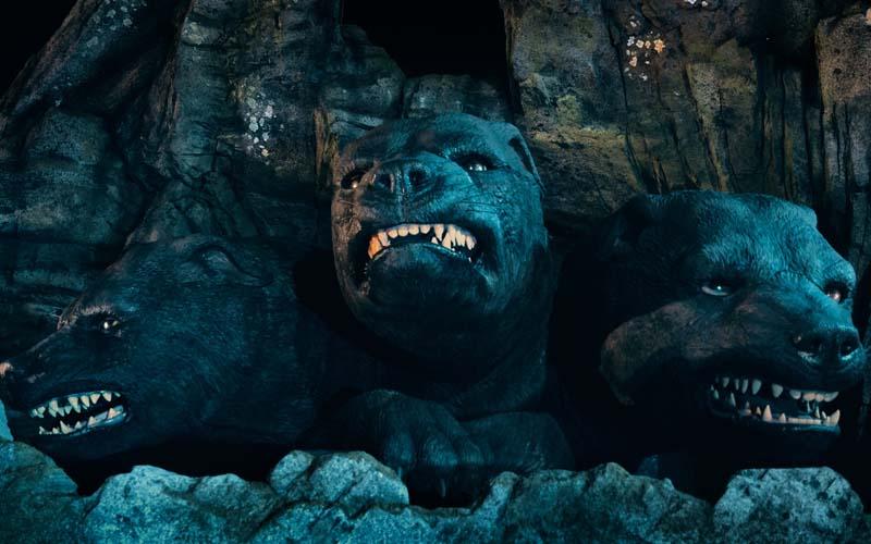 First Look at Hagrid's Fluffy at Universal Orlando