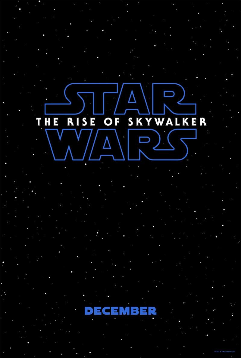 Star Wars - Episode 9 - Teaser Poster