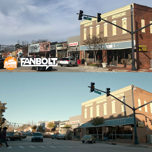 Stranger Things Filming Locations - Hawkins, Indiana