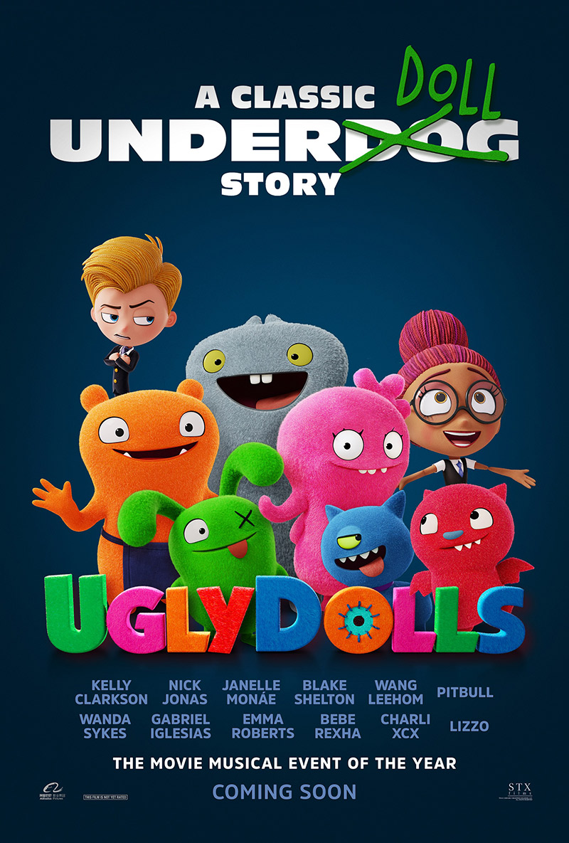 Uglydolls Screening