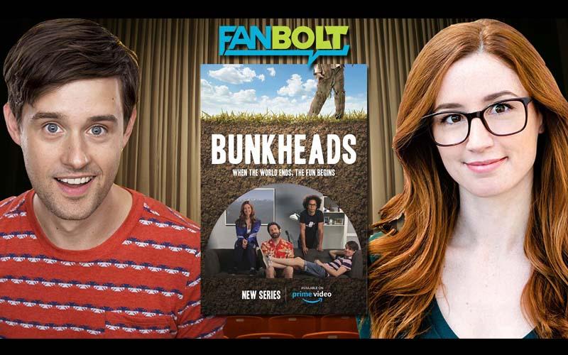 Chris O'Brien & Carly Turro Talk 'Bunkheads'
