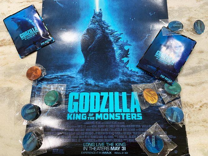 Godzilla Contest