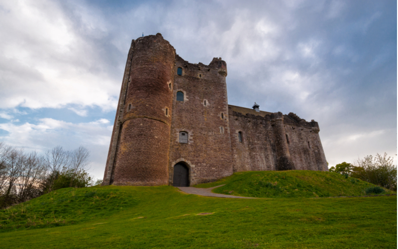 Game of Thrones Travel Guide: Doune Castle