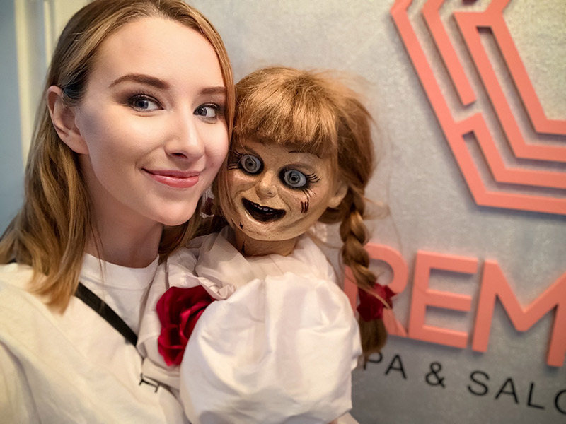 Girl's Day Out with Annabelle