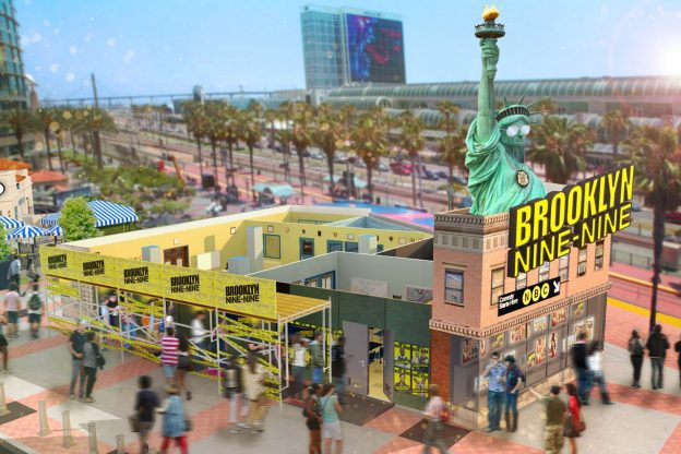 Brooklyn Nine-Nine Comic-Con 2019