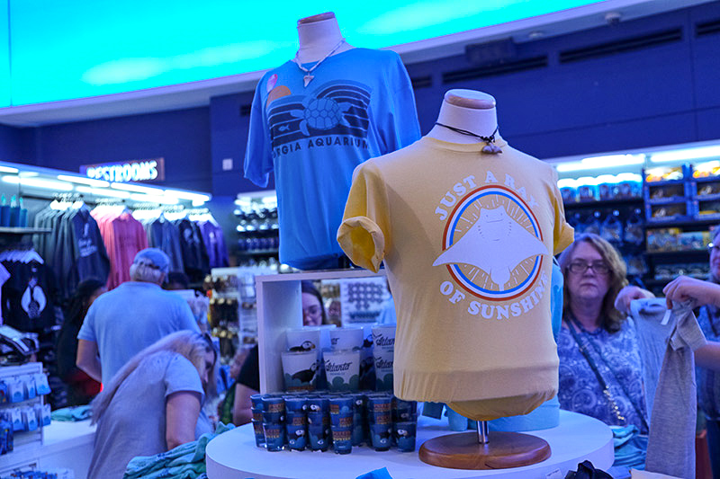 Georgia Aquarium Merchandise