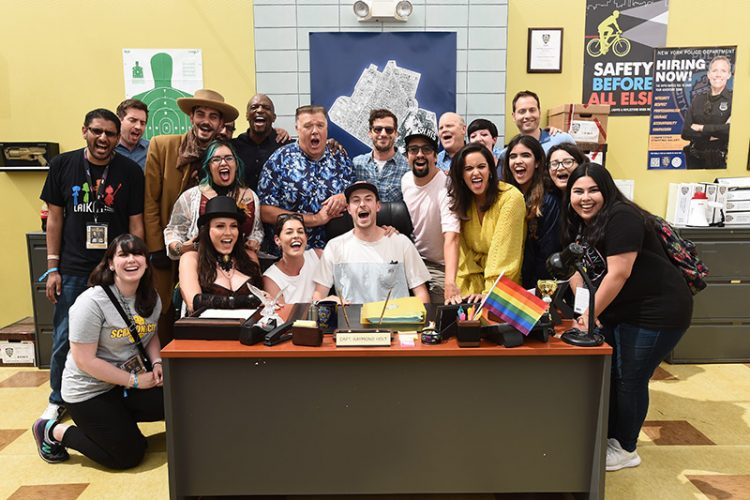 Brooklyn Nine-Nine at Comic-Con 2019