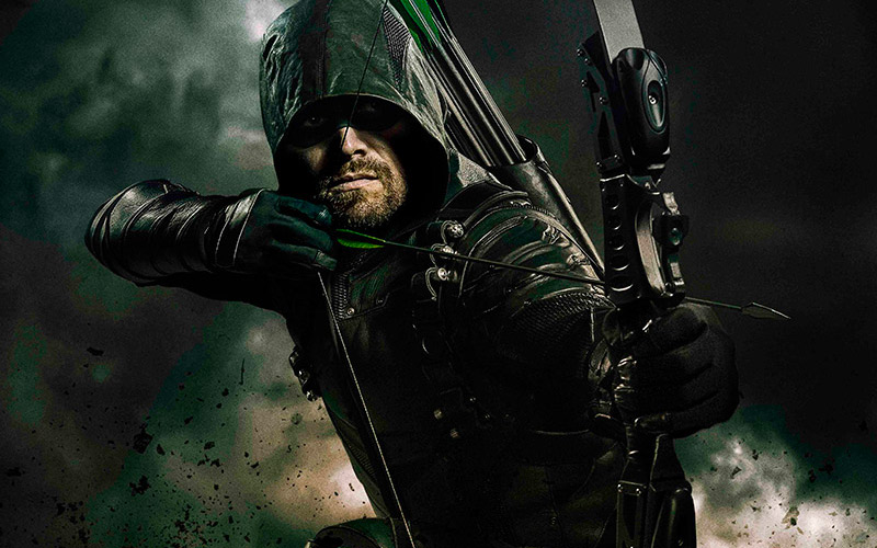 Stephen Amell and David Ramsey Tease What to Expect from Arrow Season Premiere