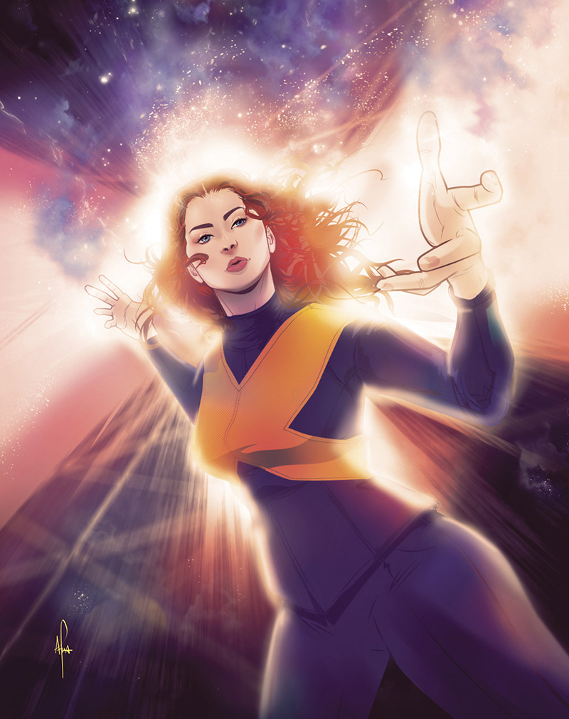 Dark Phoenix Limited Edition Print