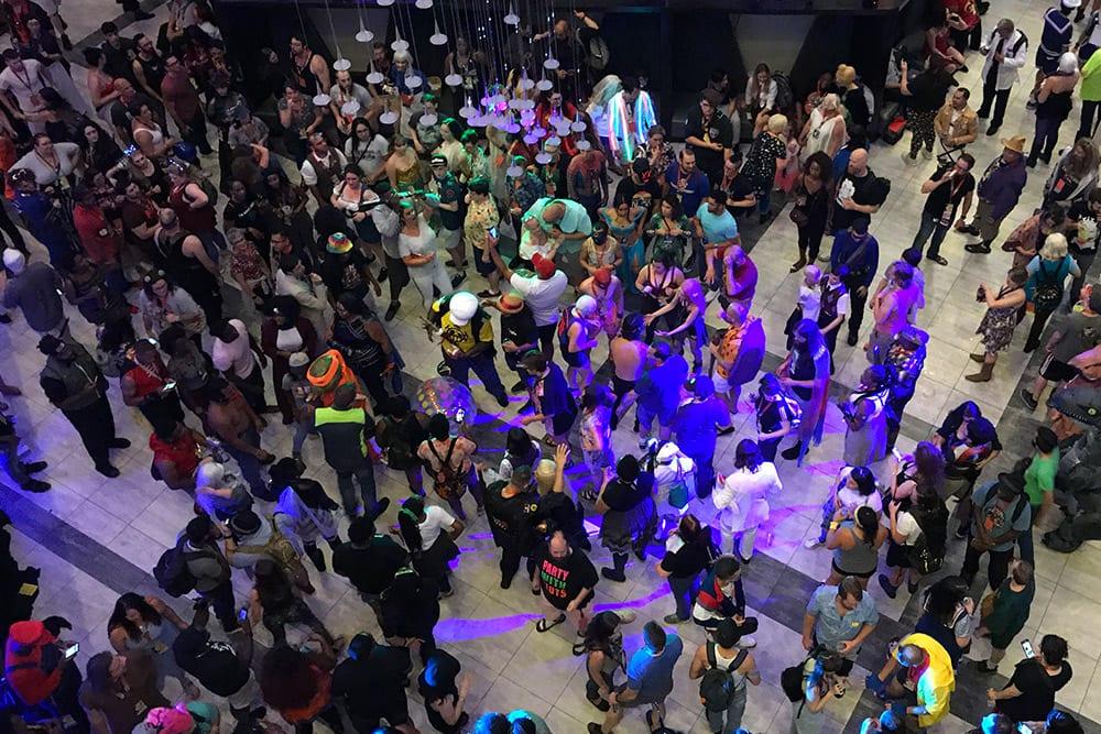 Atlanta's 2019 Dragon Con Sets New Attendance Record!!