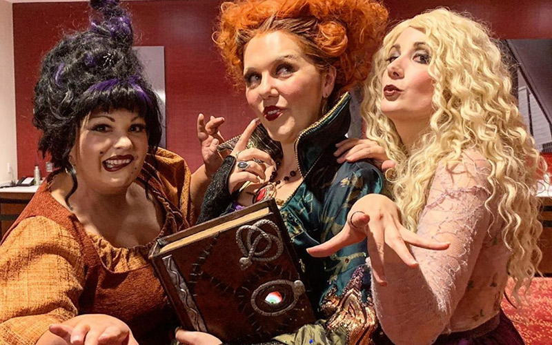 Disney Cosplay at Dragon Con 2019