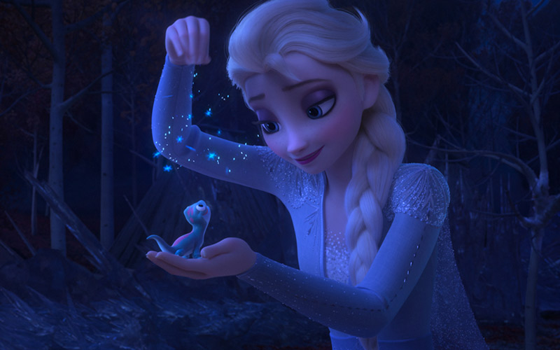 Disney Celebrates First Day of Fall with a New 'Frozen 2' Trailer!