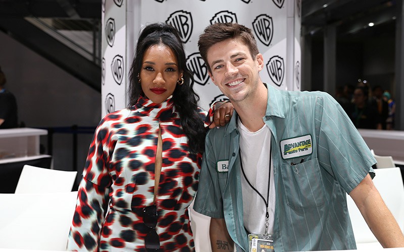 Grant Gustin and Candice Patton Talk What's Coming for the West-Allens on 'Flash' Season 6