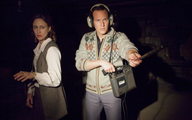 The Conjuring 3 Filming