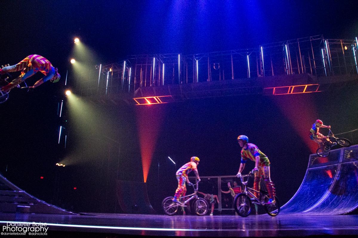 Cirque du Soleil VOLTA