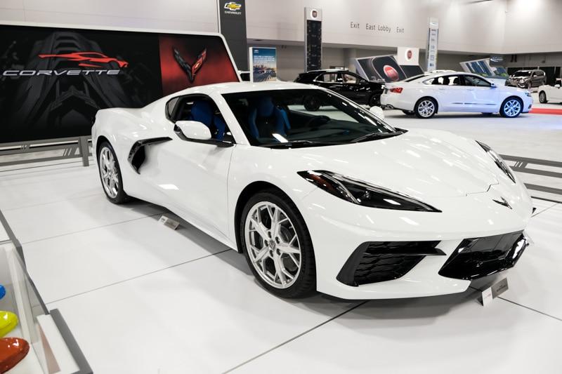 2019 Miami Auto Show: 2020 Chevrolet Corvette Stringray
