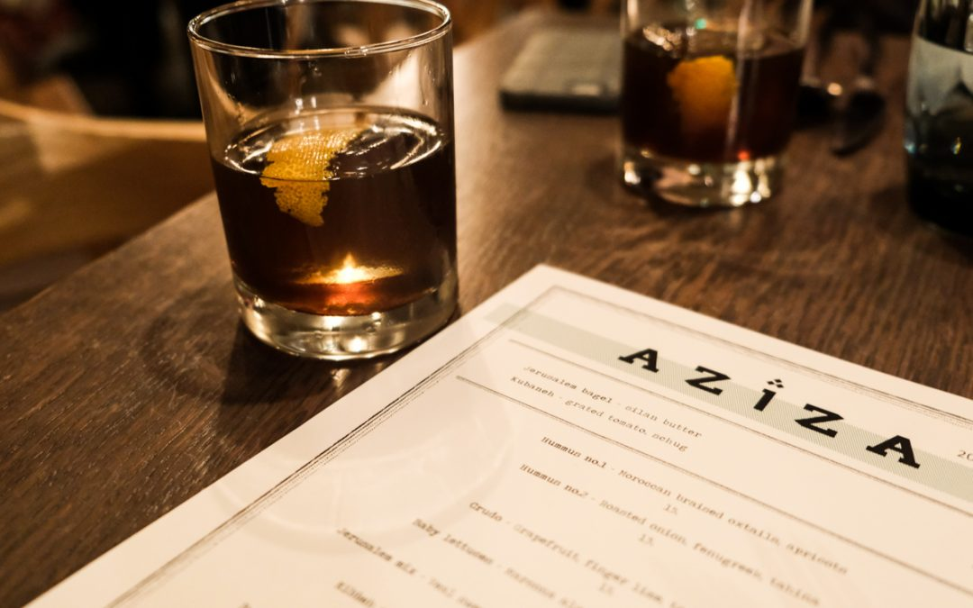 Aziza: An Atlanta Date Night with an Israeli Twist