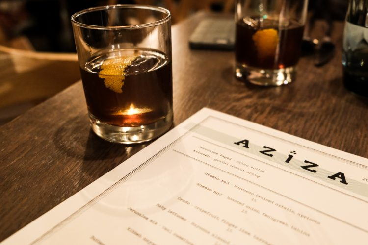 Aziza Atlanta Restaurant