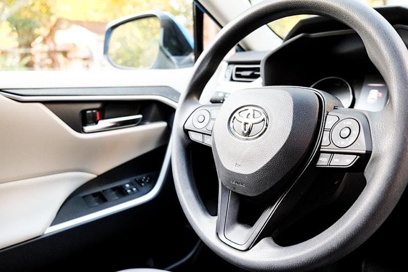 My 2019 Toyota RAV4 Hybrid