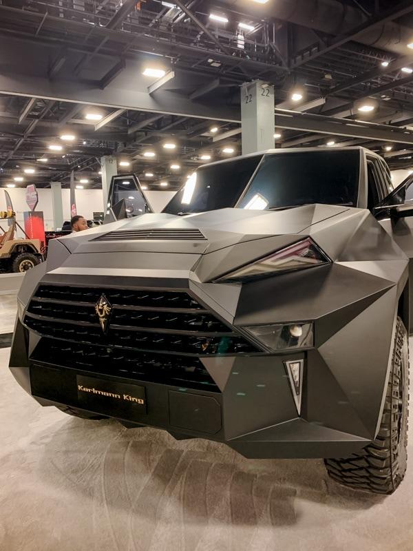2019 Miami Auto Show: Karlmann King