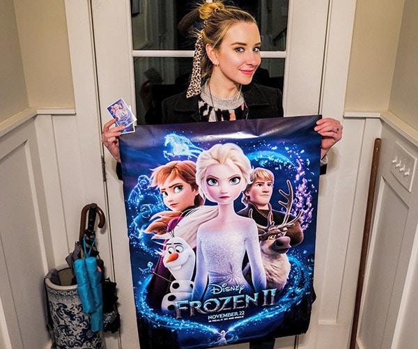 Frozen 2 Contest