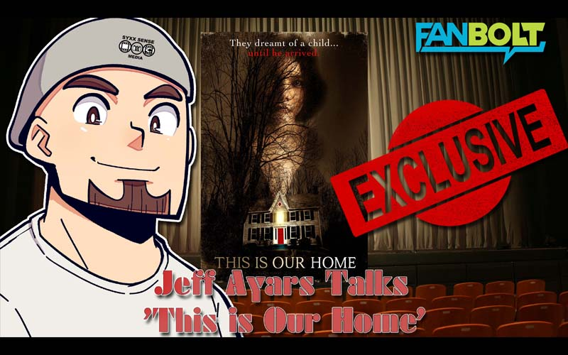 Jeff Ayars Talks 'This Is Our Home'