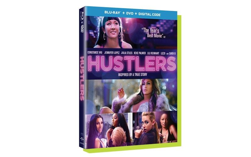 'Hustlers' Giveaway: Win a Copy of 'Hustlers' on Blu-Ray/DVD!