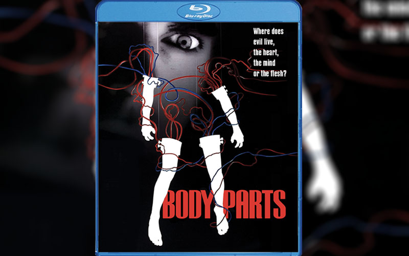 DVD Review: 'Body Parts'