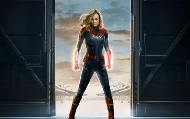 Captain Marvel 2