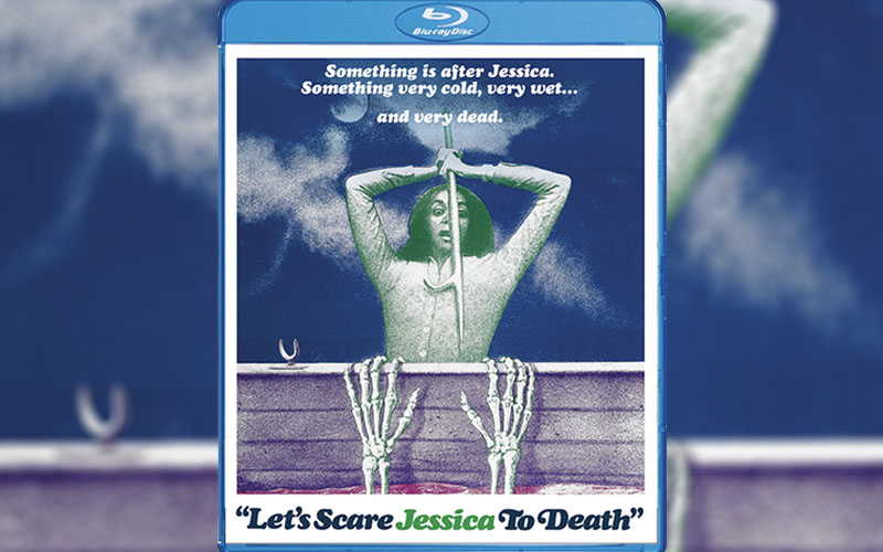 DVD Review: 'Let's Scare Jessica to Death'