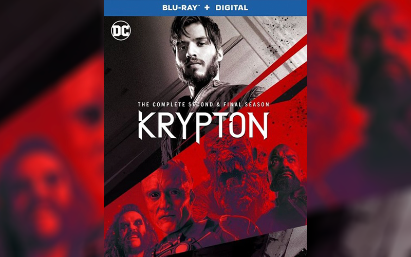 Krypton: The Complete Second and Final Season DVD Review