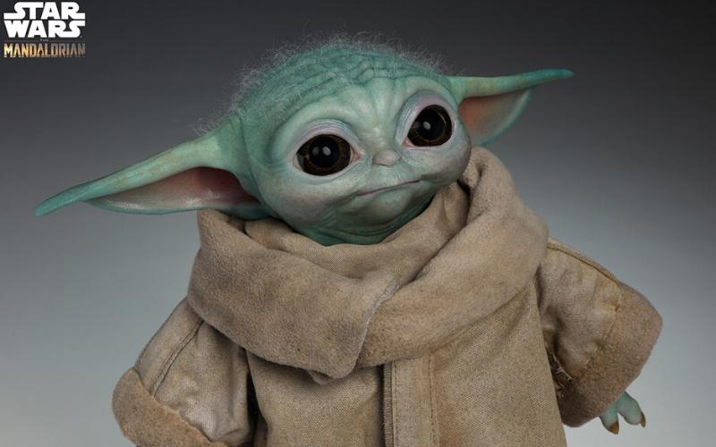 Life Size Baby Yoda