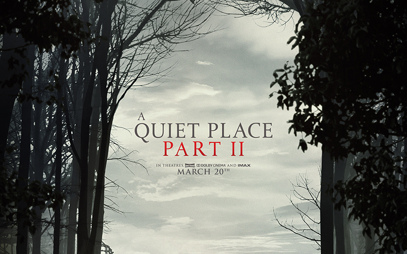 'A Quiet Place Part II' Free Movie Screening Passes: See the Film Before It Releases!