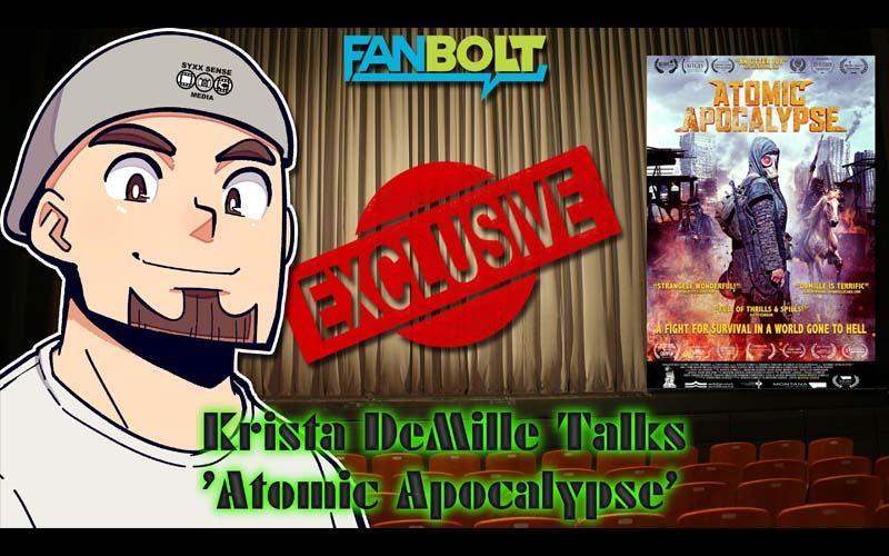 Exclusive: Krista DeMille Talks 'Atomic Apocalypse'