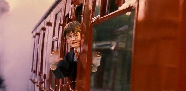 Harry Potter Murder Mystery Train