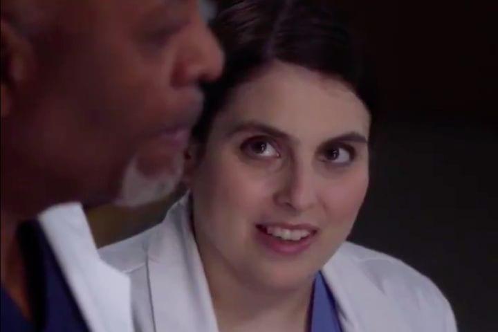 'Grey's Anatomy' Welcomed Beanie Feldstein in Emotional Episode