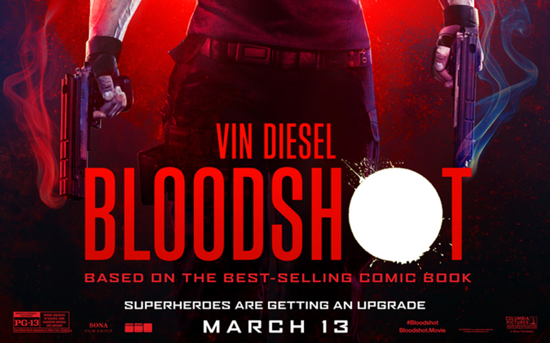 'Bloodshot' Free Movie Screening Passes: See the Film Early!