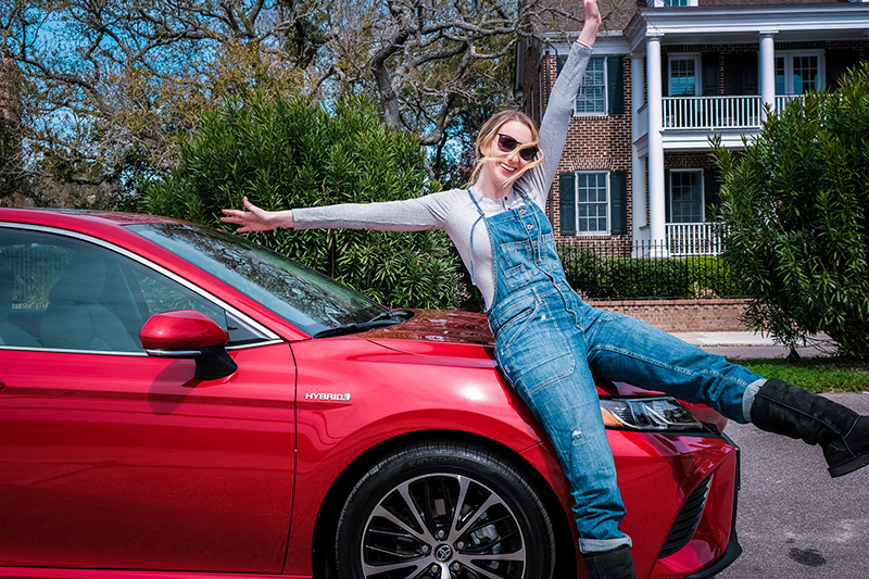 Meet the Geek-Out Worthy 2020 Toyota Camry Hybrid