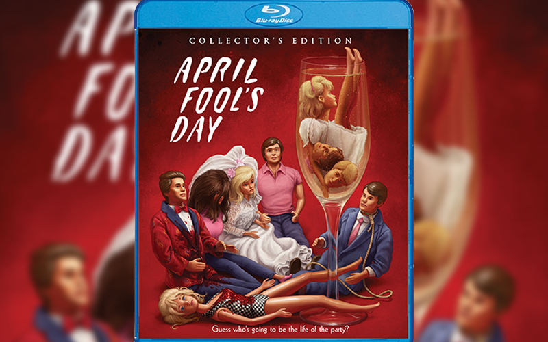 Blu-Ray Review: April Fool's Day