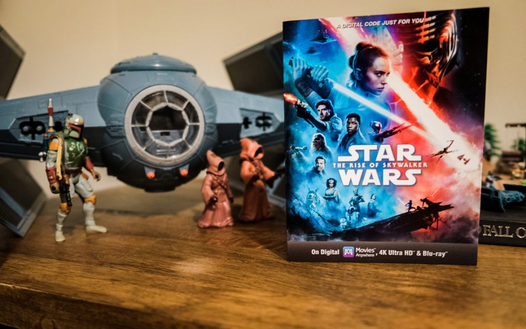 'Star Wars: The Rise of Skywalker' Contest: Win a Digital Copy of the Film