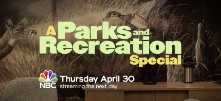 Parks and Rec Special Charity Episode to Air Next Week