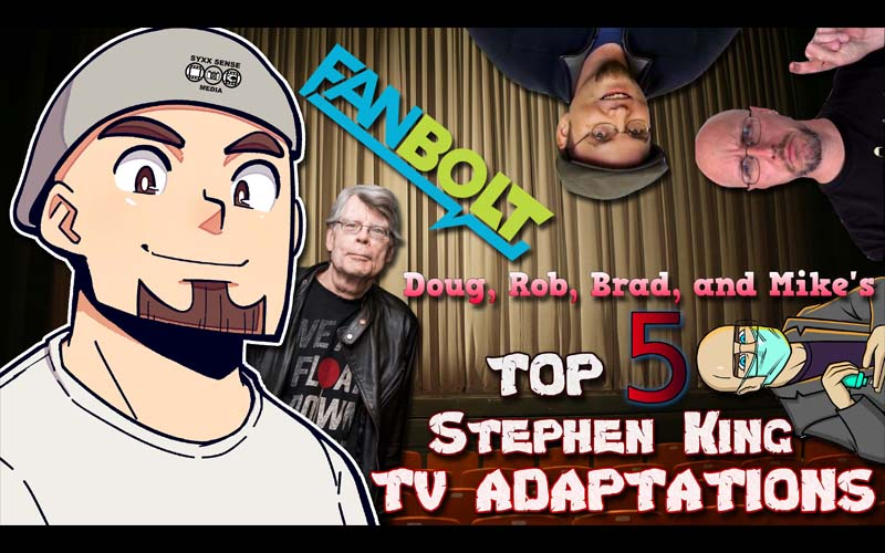 Top 5 Stephen King TV Adaptations with the Walker Bros. and Brad Jones