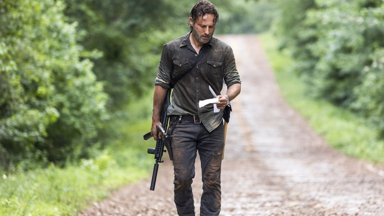 'The Walking Dead' Film May Not Hit the Big Screen
