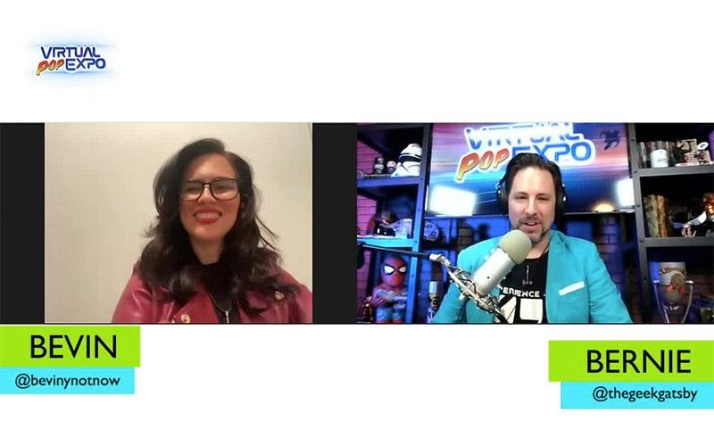 FanBolt Exclusive: The Virtual Pop Expo and The Geek Gatsby, Bernie Bregman