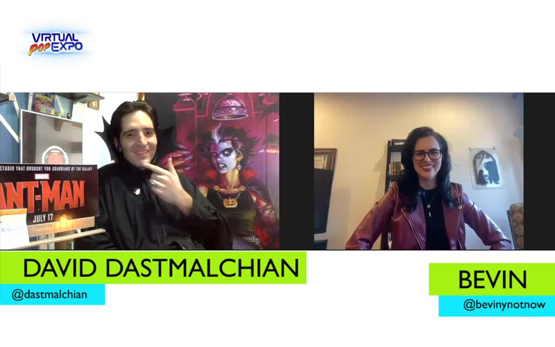 FanBolt Exclusive: David Dastmalchian Chats 'Count Crowley', 'Dune', and More!