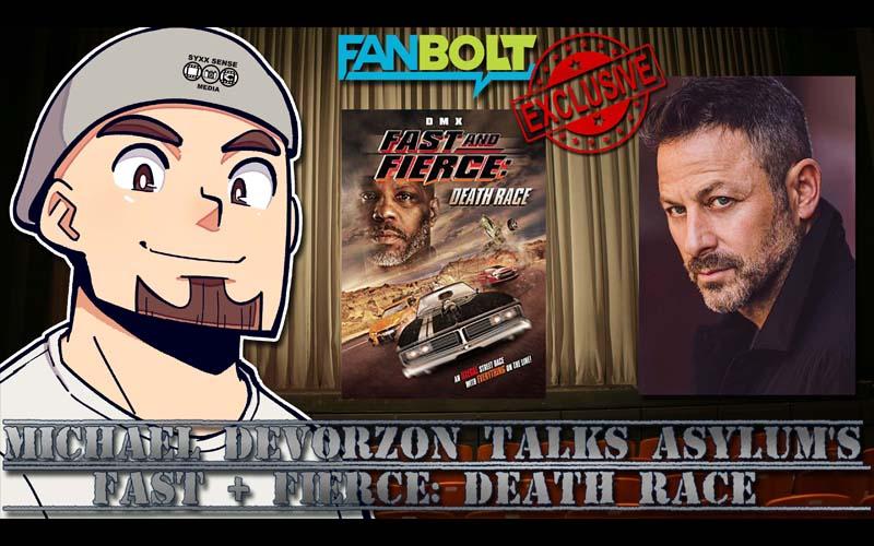 Exclusive Interview: Michael DeVorzon Talks 'Fast and Fierce: Death Race'
