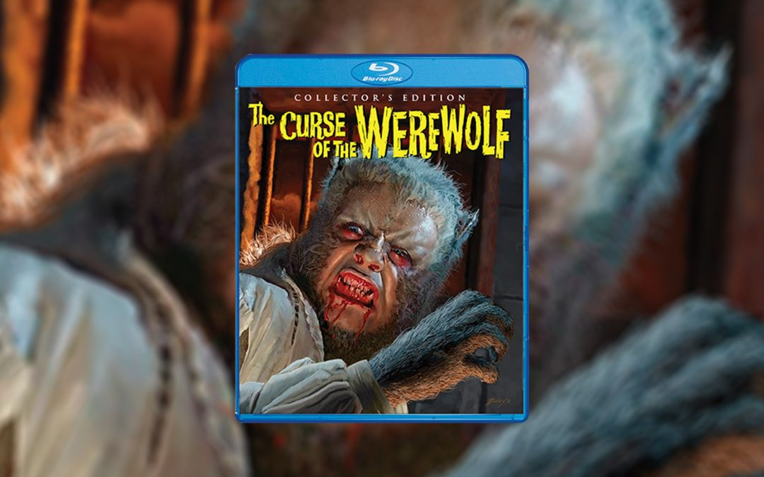 'The Curse of the Werewolf' Blu-Ray Review: A Must-Have for Fans of Classic Horror