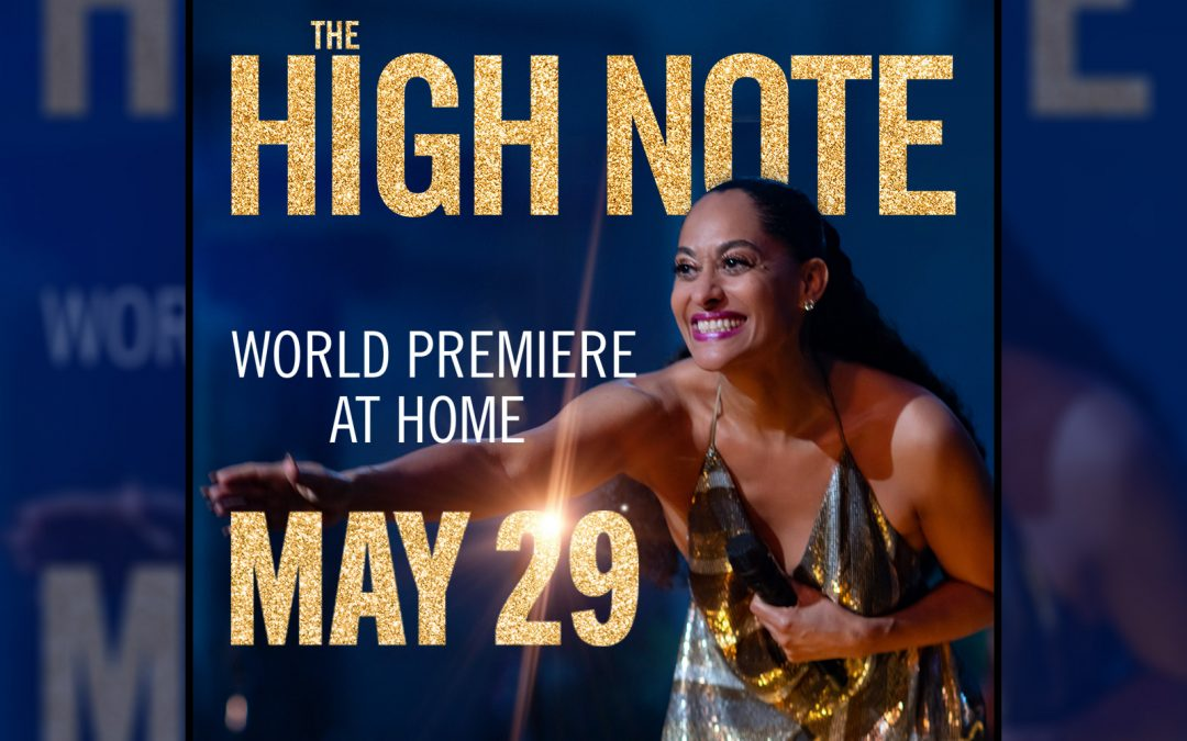 'The High Note' Review: A Cute At-Home Date Night Film