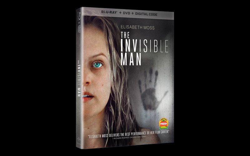 'The Invisible Man' DVD Review: A Smart and Empowering Horror Flick