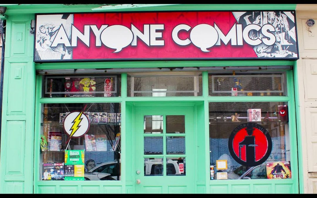 FanBolt Exclusive: Comic Book Stores Need a Hero